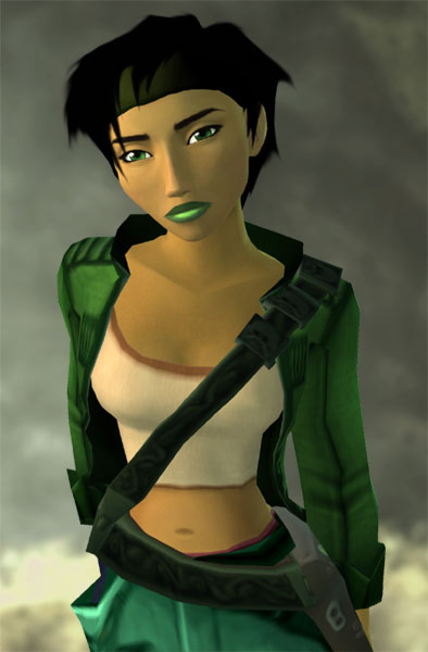Jade from Beyond Good & Evil